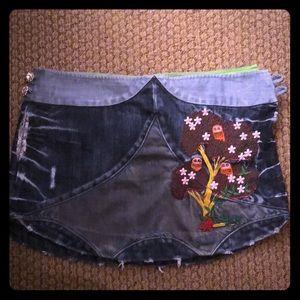 Custo barcelona skirt size 38